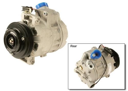 compressor do ar condicionado    bmw x6 2008-2014