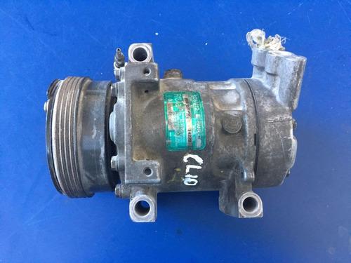 compressor do ar condicionado citroen peugeot renault sd6v12