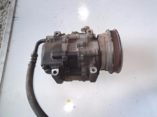 compressor do ar condicionado fiat brava / marea 1.6 16v