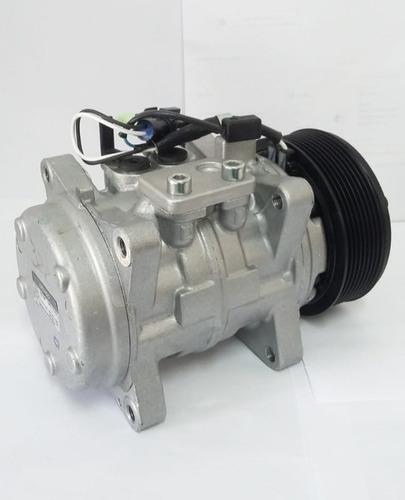 compressor ford f1000 10p15 orelha + filtro + valvula
