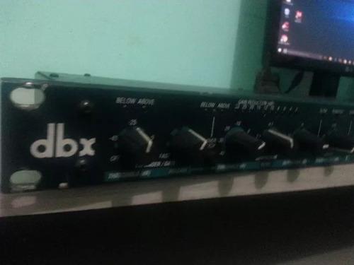 compressor limiter dbx 166a