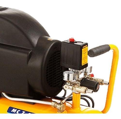 compressor mc 7,6 pes 24l com- m m220 chiaperini
