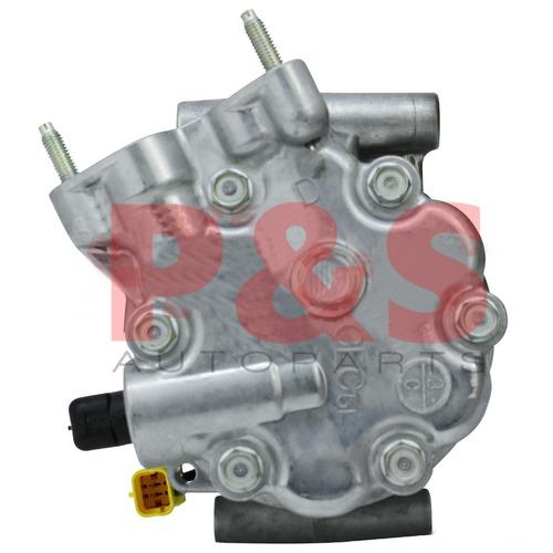compressor mod. sd6v12 citroen c3 / peugeot 206 2001-2008