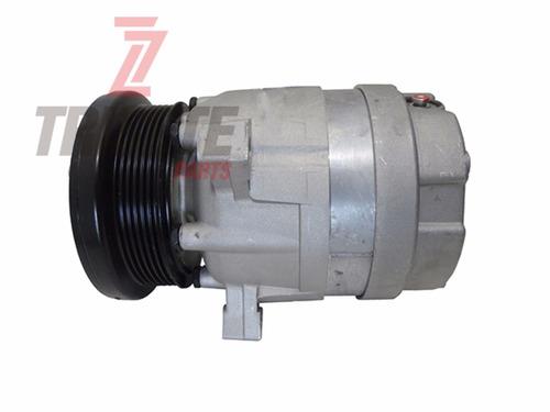 compressor modelo v5 gm omega 3.0 6cc de 1993 e 1994 - r134