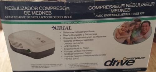compressor nebolizador nuevo