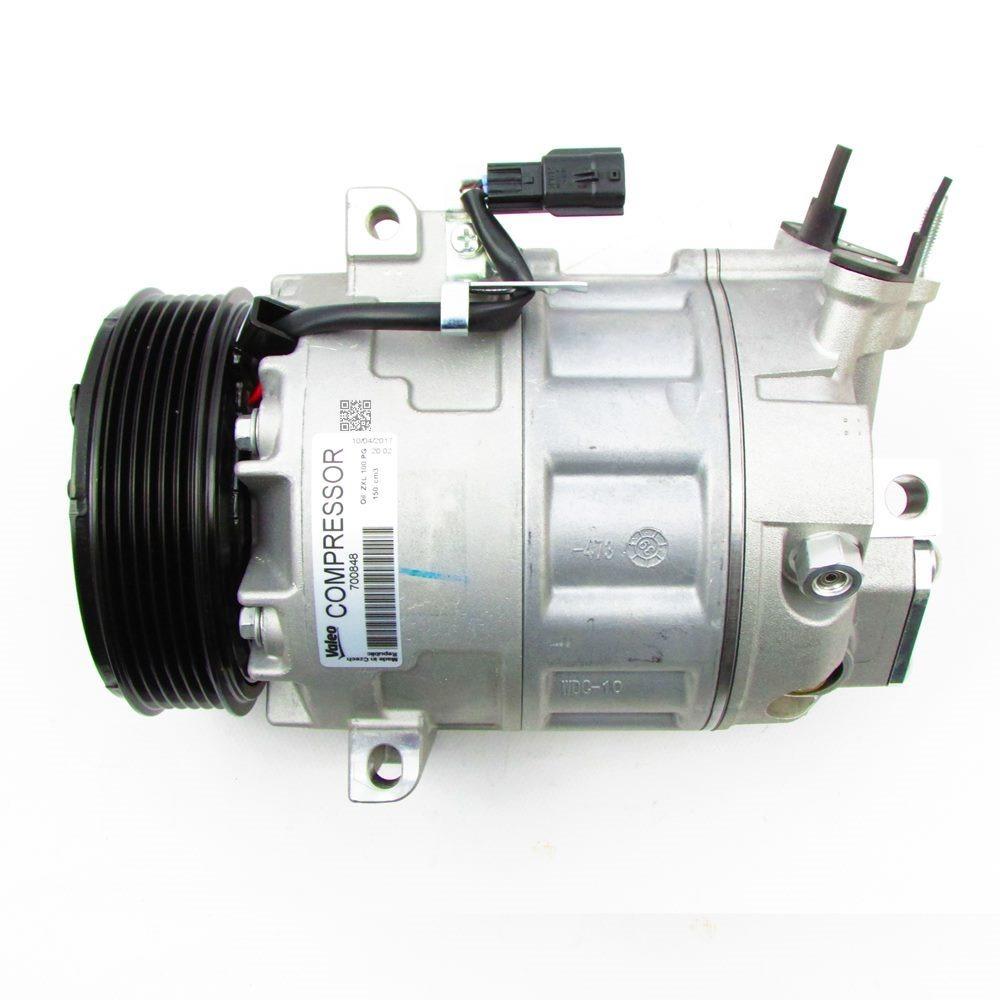 Compressor Nissan Sentra 2007 A 2013 2 0 16v Flex Cvt R