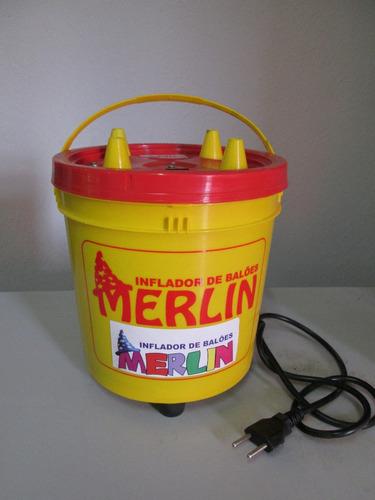 compressor para balões (inflador para bexigas)