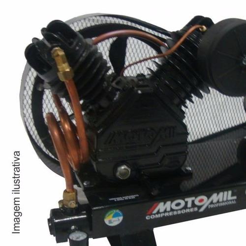 compressor para poço artesiano ar direto 2cv cmv 10,0pl/adi