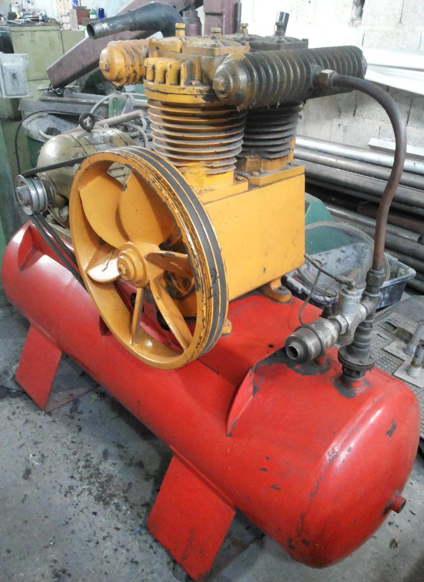 Compressor peg 70 p s 100 litros 10cv compressor ar r 6 - Compresor 6 litros ...