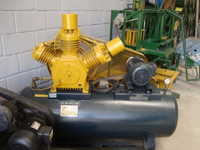 16513d1176a Compressor De Ar 40 Pés 400 Litros 175 Psi Alta Pressão - R  5.900 ...