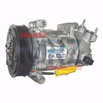 compressor peugeot 206 307 citroen c3 c4 c/sensor eletrônico