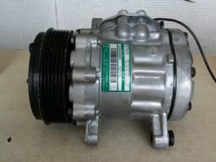Compressor Sanden Sd7b10 Sistema Universal! Gm Fiat Vw Celta