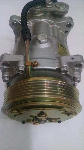 compressor sanden sdv707 - peugeot e citröen