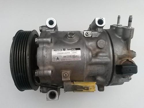 compressor sd7c16 citroen c3 c4 peugeot 206 307 308 original