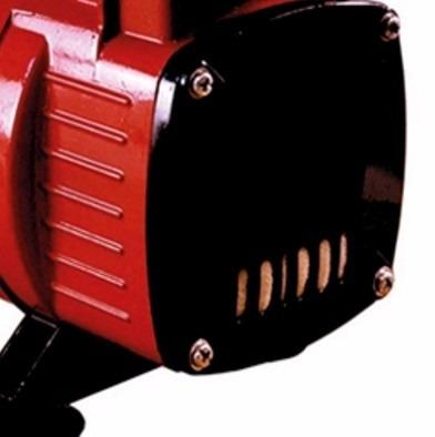 compressor tufão 2,3 pés c/ kit pintura jetmais motomil