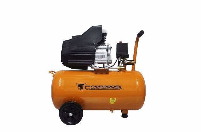 Compressor usk compbrasil 40 litros 2hp 7 6 pes 220 - Compresor 6 litros ...