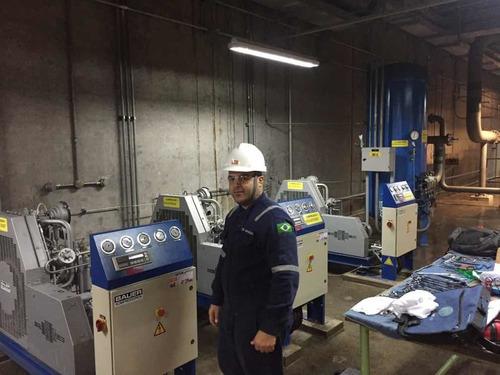 compressores bauer, coltri, nardi e geradores de nitrogenio