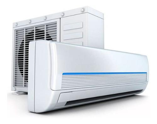 compro aire acondicionado tipo split frio/calor