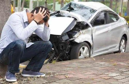 compro auto siniestrado o chocado. pago al contado