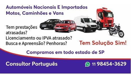 compro automóvel nacional e importado em todo estado de sp
