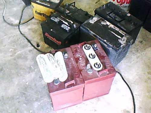 compro bateria viejas,