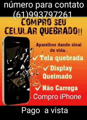 compro celular e iphone