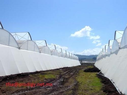 compro  estructura para invernadero usada