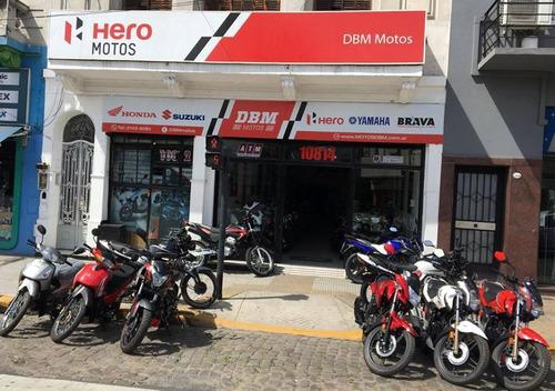 compro motos pago contado permuto  dbm motos