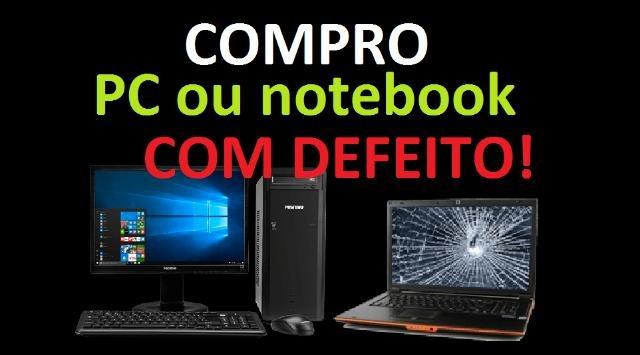 Compro Notebook Sony Vaio Dell Acer Hp E Outros