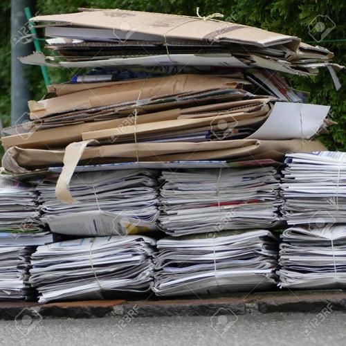 compro papel, pet, cartón, diario, revista. voy a domicilio.