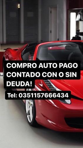 compro su vehículo con o sin deuda, inhibido o prendado!