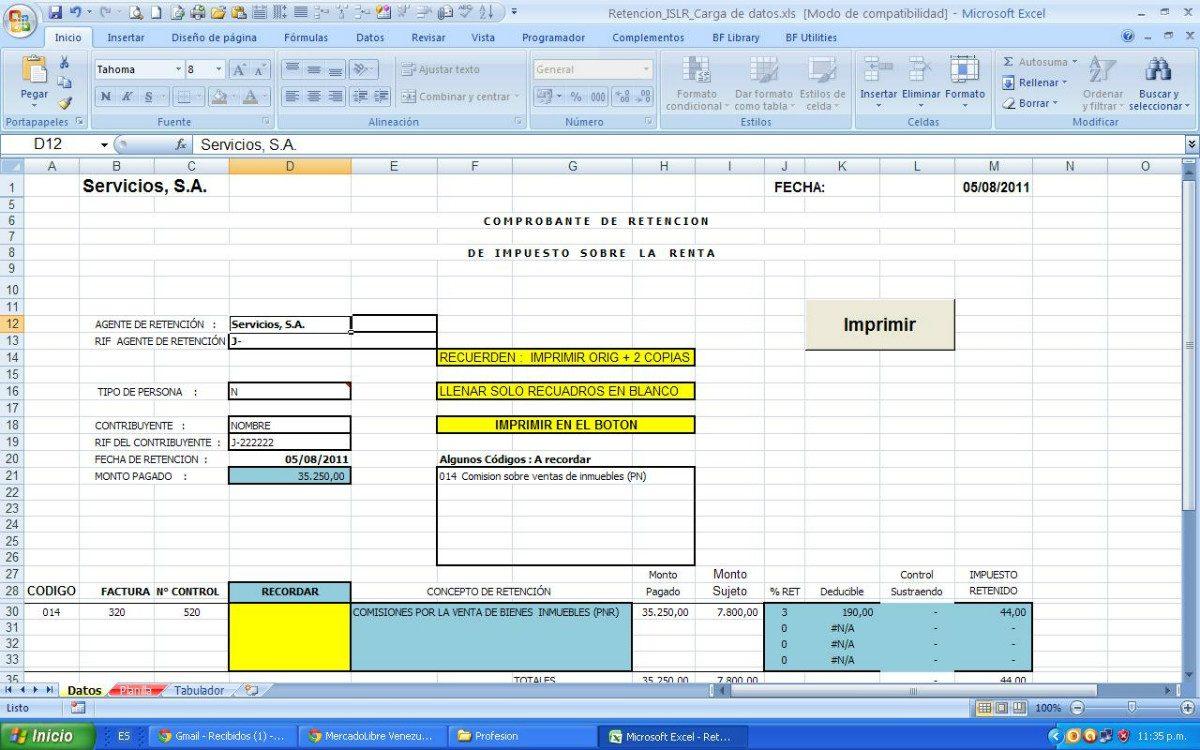 Impuesto sobre la renta en opciones binarias