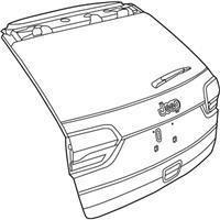 compuerta jeep grand cherokee 4g plus 2014/2020
