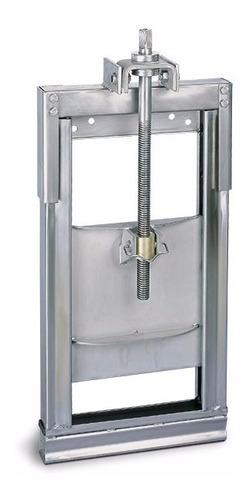 compuerta para control de agua en obras hidraulicas