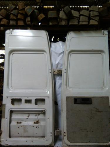 compuerta trasera de mercedes benz sprinter usado