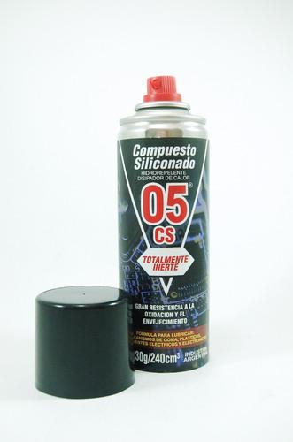 compuesto siliconado spray :: printalot