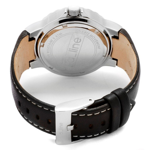 compuquartz reloj dama a_line al-20007