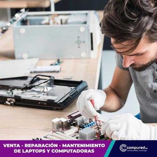 compuredec -- servicio de instalación y mantenimiento