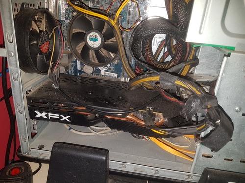 computador 3a geração rx 580, i7 3700, 8gb ram ,hd 1tb