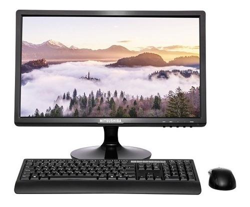 computador  all in one 19.5 pol  4gb/32gb windows 10 home