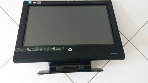 computador  all in one hp touch screen