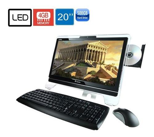 computador all in one itautec al2010 4gb hd 500gb