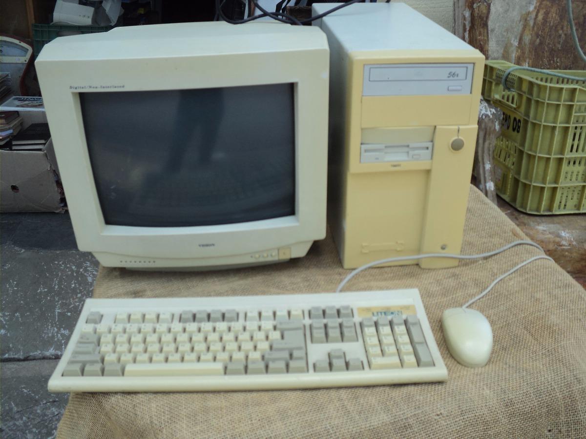 Fotos do computador antigo