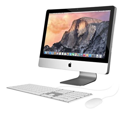 computador  apple imac mc309ll / a computadora de  21,5  (pl