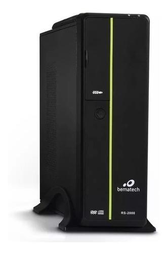 computador bematech pdv rs-2000 i3   hd 500 gb   4 gb ram