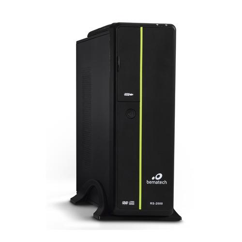 computador bematech pdv rs-2000 i3 hd500gb / 4gb + nf
