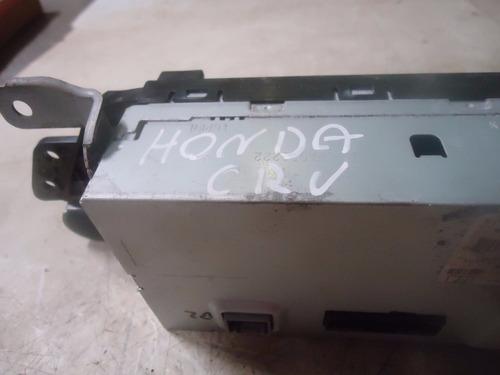 computador bordo honda crv 12/14