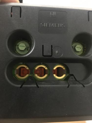 computador bordo original gm vectra cd tid conector amarelo