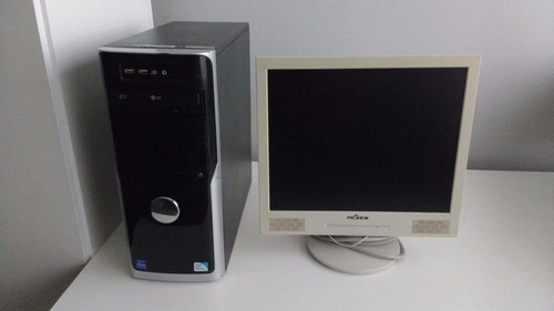 computador celeron e3300 2.5ghz s775 + tela 17