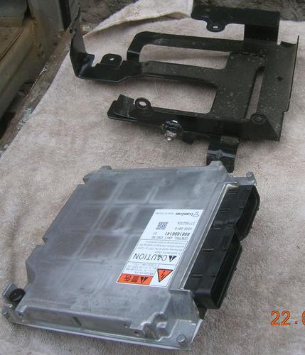 computador chevrolet dmax 2013 3.0 casi nuevo